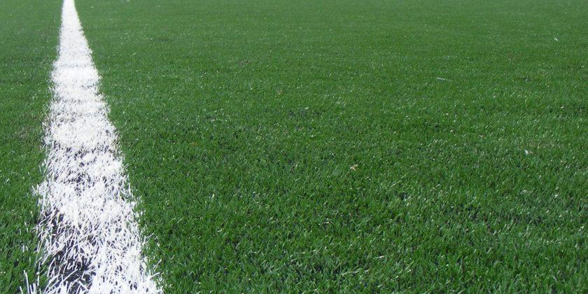 Gazon sintetic pentru fotbal la Ișalnița