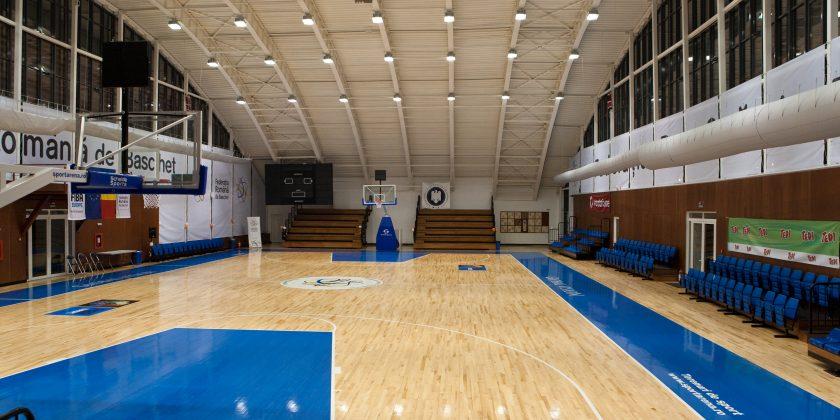 Arena de Baschet – un deceniu de la inaugurare